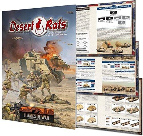 Desert Rats: British Forces in the Desert ()
