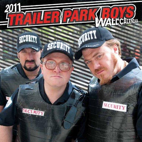 2011 Trailer Park Boys Calendar (Trailer Park Boys Calendar compare prices)