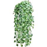 kingtoys® 1 pcs 90CM Artificiale Mela Foglie di Vite Piante Fiori per la cerimonia nuziale per la decorazione domestica