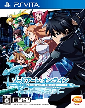 sword art online hollow realization switch review