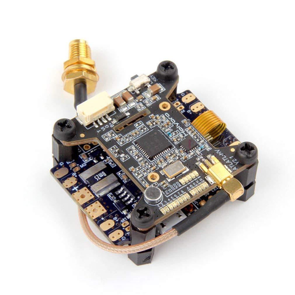 Leoboone Holybro Kakute F4 AIO V2 Controller di Volo OSD + Atlatl HV 5.8G 40CH Transmitter