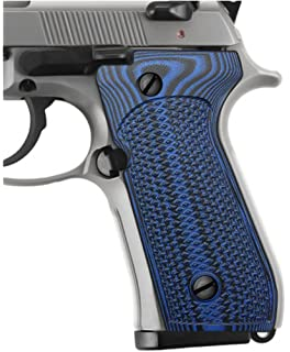 Amazon com : Cool Hand Slim G10 Grips for Beretta 92/96 Full Size