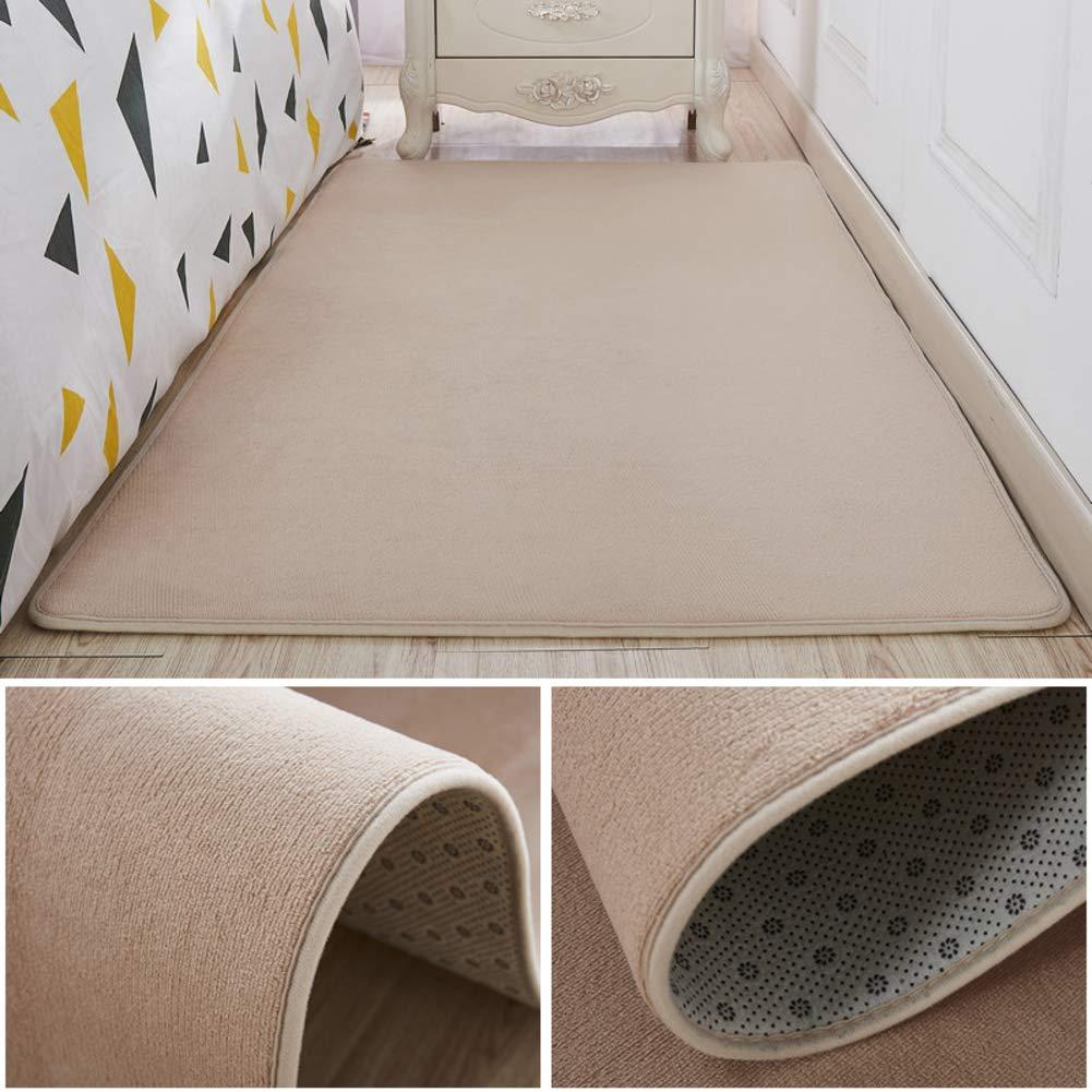RYQS Respirable Anti-Slip Moquetas Moderno Multiusos Enrollable Estera De Rastreo Beb/é Alfombra para Inicio Sala De Estar Dormitorio-a 80x160cm 31x63inch