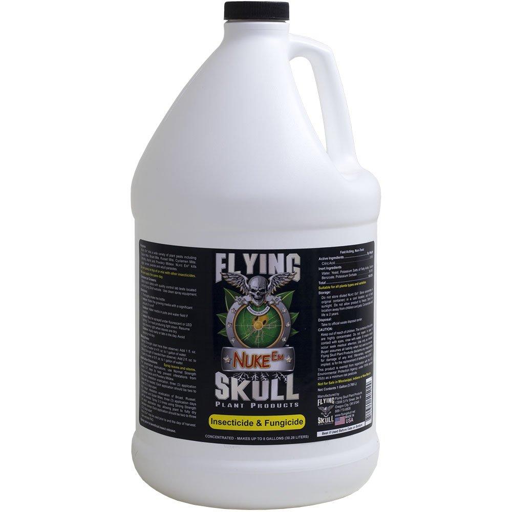 Nuke Em Insecticide Fungicide, 1 Gallon