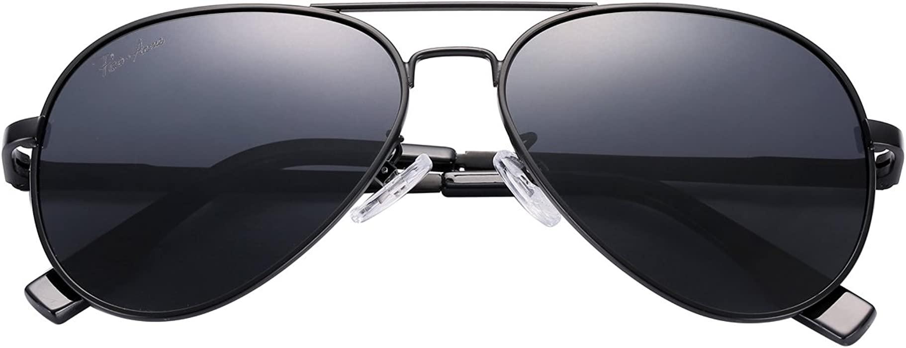 01787b2ea2dd4 Pro Acme Small Polarized Aviator Sunglasses for Adult Small Face and Junior