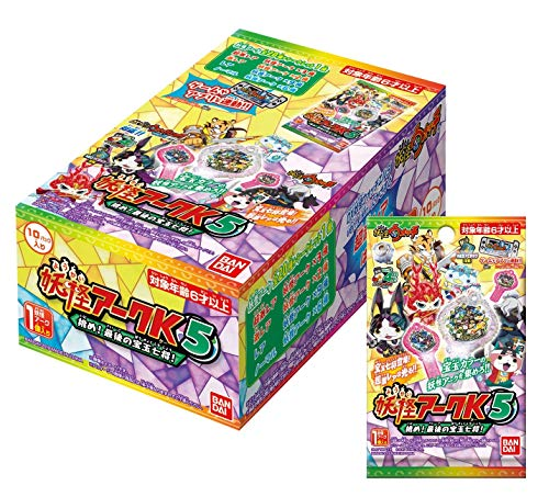 [해외]요 괴 감시 유령 아크 K5  무시할 수 마지막 때 일곱 중요  (BOX) / Youkai Watch Yokai Ark K5- Challenge The Last Jewel of the Seven Generals  (BOX)