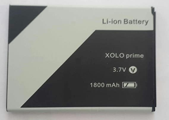FINDX Mobile Battery for Xolo Prime with Warranty Mobile Accessories