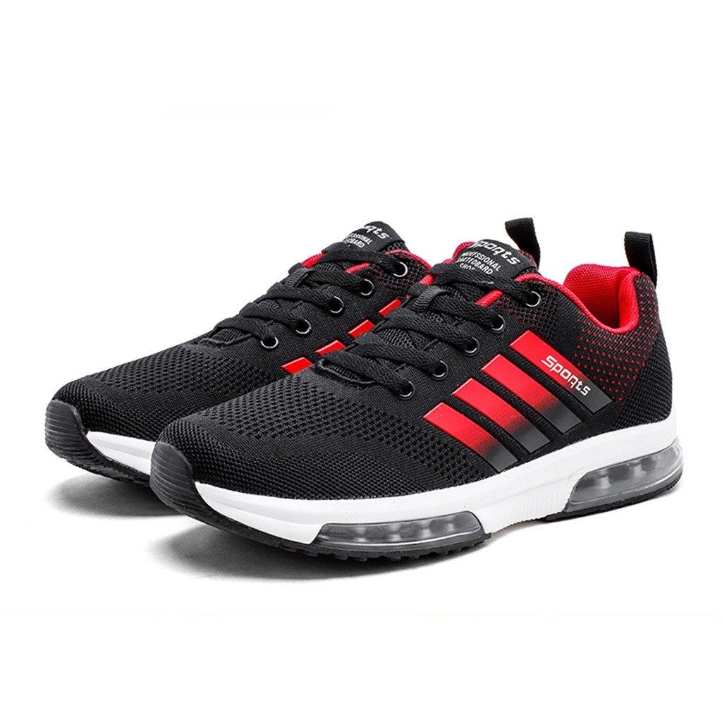 408c594b0f02 ZanYeing Herren Frühling Sommer Schuhe Ultra Leichte Straßenlaufschuhe  Rutschfeste Sportschuhe Gym Laufschuhe Junge Sneakers Atmungsaktiv Air Running  Shoes  ...