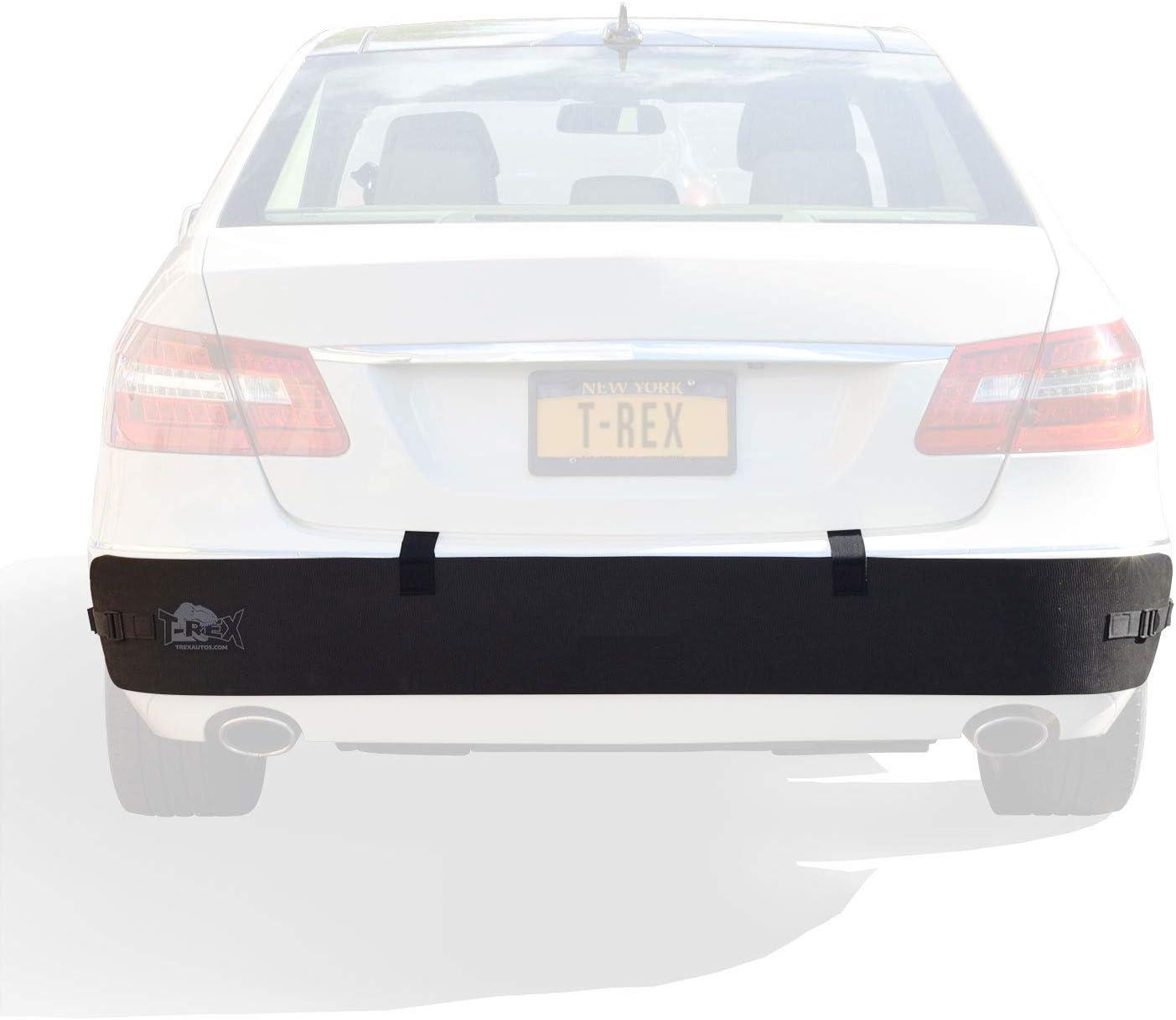 4 High Front or Rear Bumper Guard for Cars T-Rex Bumper Protector