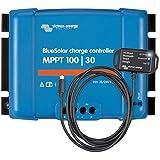Victron Energy Set BlueSolar | Solarladeregler | Solar-Regler | MPPT 100/30 inklusive VE.Direct Bluetooth Smart dongle