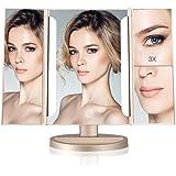 Easehold Strip Light Mirror 2X 3X