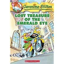 Geronimo Stilton #1: The Lost Treasure of the Emerald Eye