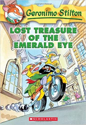 Buy Geronimo Stilton: Lost Treasure of the Emerald Eye