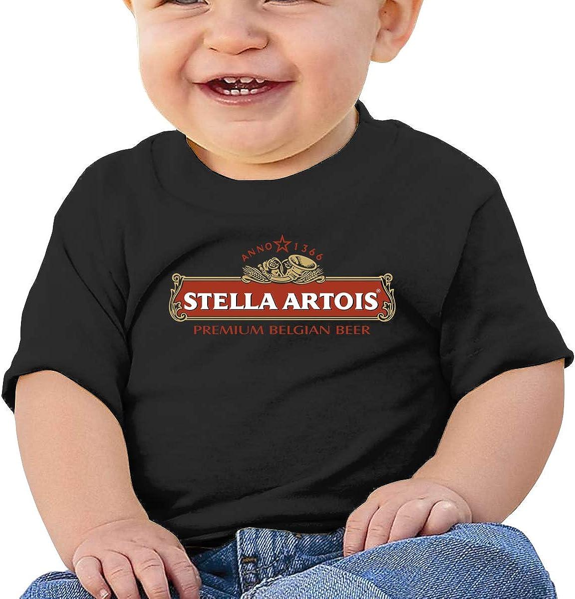 Baby Stella Artois Beer Shirts Toddler Cotton Tee