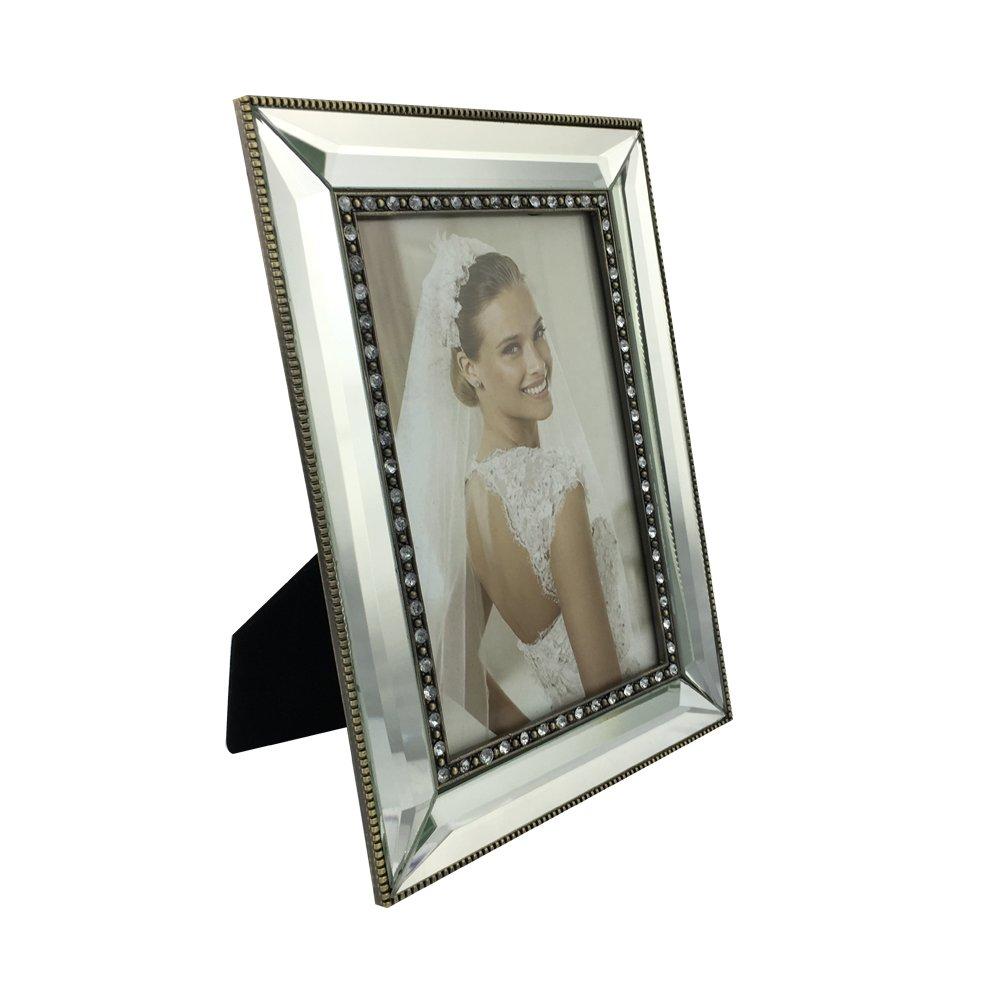 Metall konvex Glas Dokument Rahmen, fulemay Senior Bild und ...
