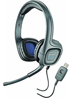 bddf5f97a10 Plantronics Audio 355 Multimedia Headset: Amazon.co.uk: Computers ...