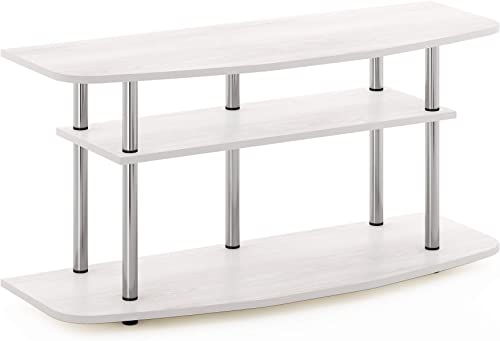 FURINNO Frans Turn-N-Tube TV Stand