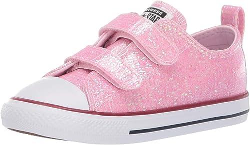 Converse Kids Chuck Taylor All Star Sparkle Hi (Infant