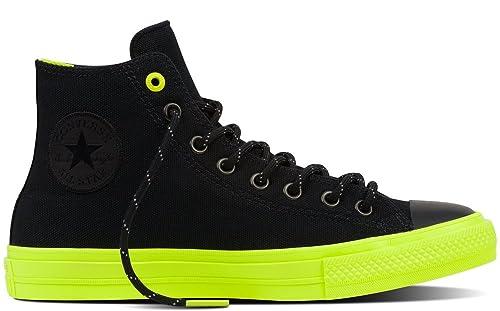 separation shoes 1dc7b e68cb Converse Unisex Chuck Taylor All Star II Hi Casual Shoe  Amazon.co.uk  Shoes    Bags