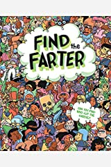 Find the Farter: Can You Find Who Cut the Cheese? Kindle Edition