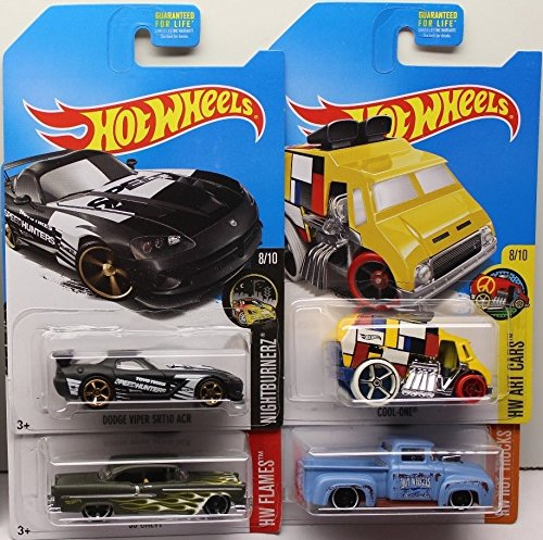 hot wheels 56 ford truck - 6