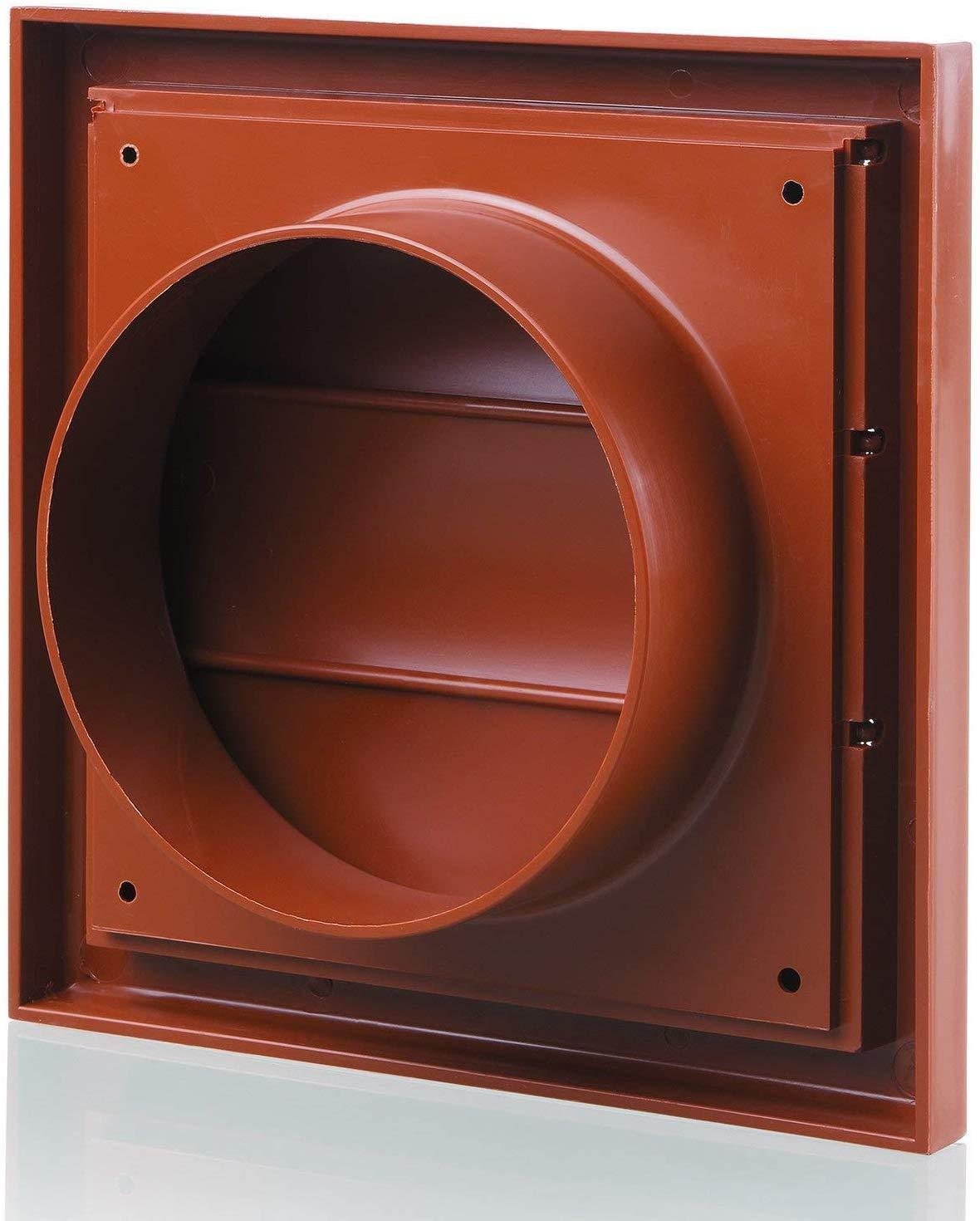 /Brazo para fijaci/ón en pared funda/ Blauberg UK 6/pulgadas 150/mm conducto de pl/ástico redondo y accesorios para ventilador Extractor ventilaci/ón/ /150/mm