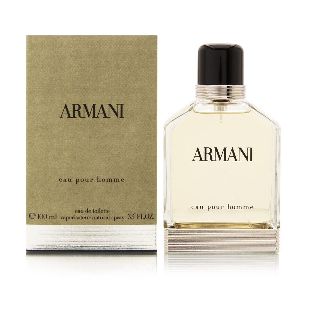 Armani Eau De Toilette Spray (New Version) - 100ml/3.4oz Giorgio Armani 3605521544353