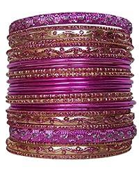 Set of Bangle Bracelets for Women (multiple color choices)