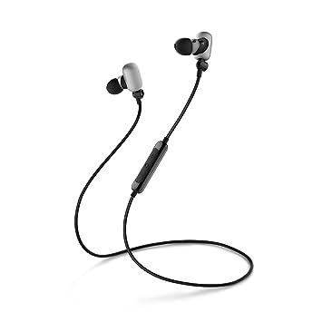 Edifier W293BT Bluetooth v4.1 aptX Auriculares intrauditivos IPX7 Resistentes al Sudor y al Agua: Amazon.es: Electrónica