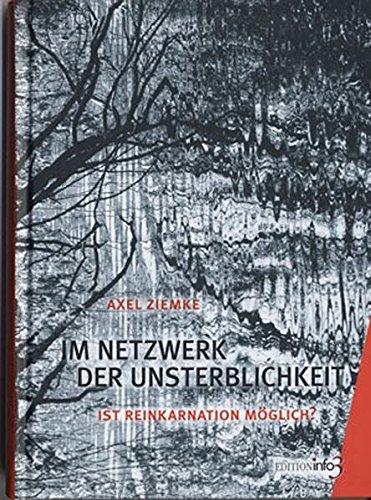 Im Netzwerk der Unsterblichkeit: Ist Reinkarnation möglich? Ein Biochemiker und ein Philosoph im Selbstgespräch über Gehirn, Bewusstsein und geistige Welten.