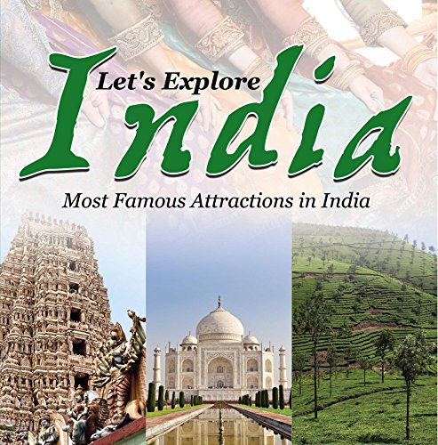 Lets Explore India Famous Attractions ebook
