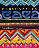 Personnages, Michael Oates and Jacques F. Dubois, 0618241167