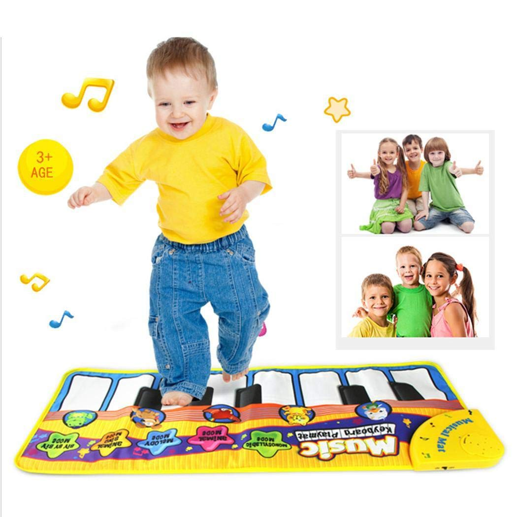 ilonti Multifunctional Baby Musical Play Blanket Crawling Blanket Early Education Toy Learning /& Activity Toys