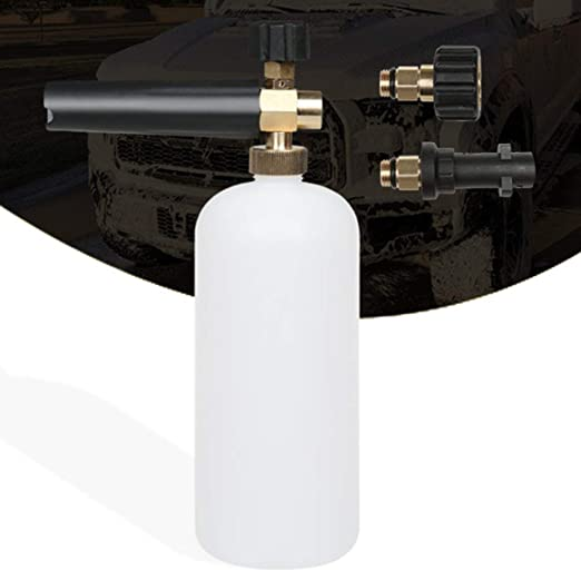 Prima05Sally Lanza de Espuma Lavadora a presión Botella de jabón ...