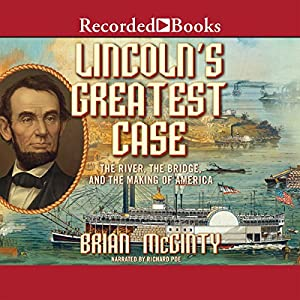 Lincoln's Greatest Case Audiobook