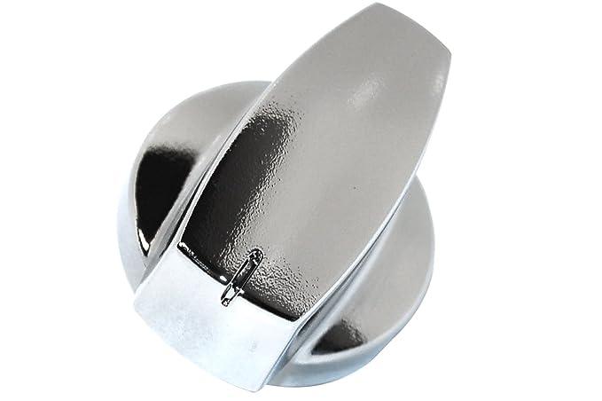 Belling Cocina Encimera Cromo hotlplate Control Knob ...
