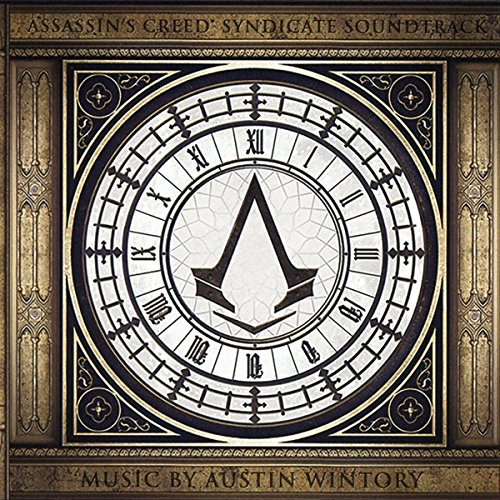 Price comparison product image Assassin's Creed: Syndicate (2-CD Set) (Original Game Soundtrack)
