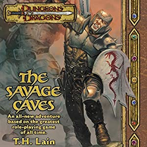 The Savage Caves Audiobook