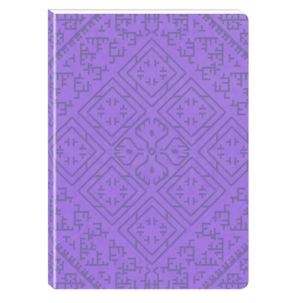 Cuaderno de tapa blanda Soule Aida 14,8 x 21 cm Clairefontaine 83405C tapa de piel sint/ética 144 p/áginas a rayas modelo aleatorio lomo cuadrado pegado