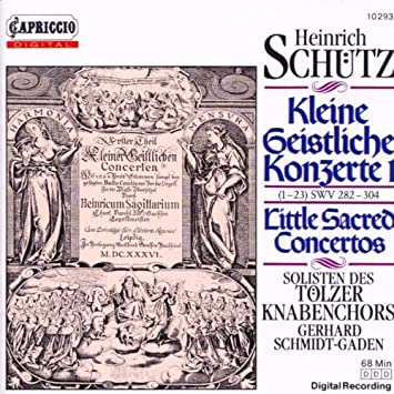 Little Sacred Concertos