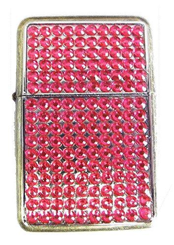 DIAMANTE DESIGN 39 PETROL LIGHTER IN GIFT TIN (Antique Brass)   Amazon.co.uk  Kitchen   Home 09ca695c4e917