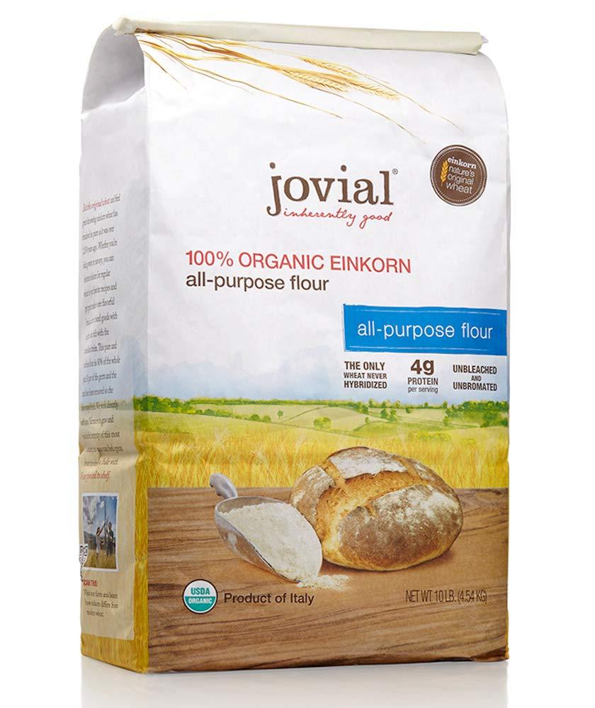 Jovial Einkorn Wheat Berries 160 Oz (10 Lb): Amazon.com