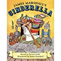 Cinderella, James Marshall's Audiobook by Barbara Karlin Narrated by Stephanie J. Block