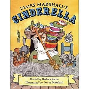 Cinderella, James Marshall's Audiobook