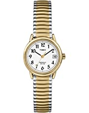 6de0aa285 Timex Women's Easy Reader Date Expansion Band Watch