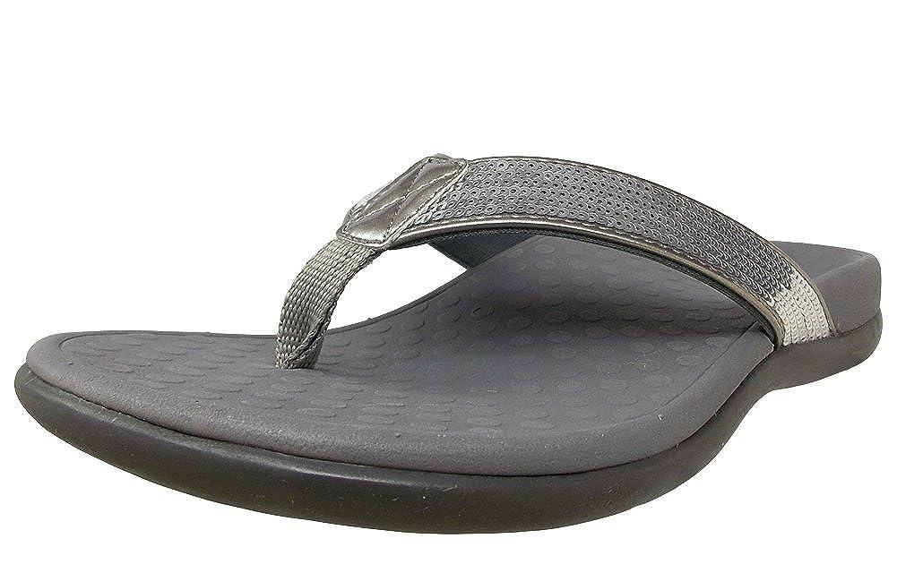 9530c35d8ca6c Orthaheel By Vionic Tide Sequins Womens Orthotic Sandals (11 B(M) Us ...
