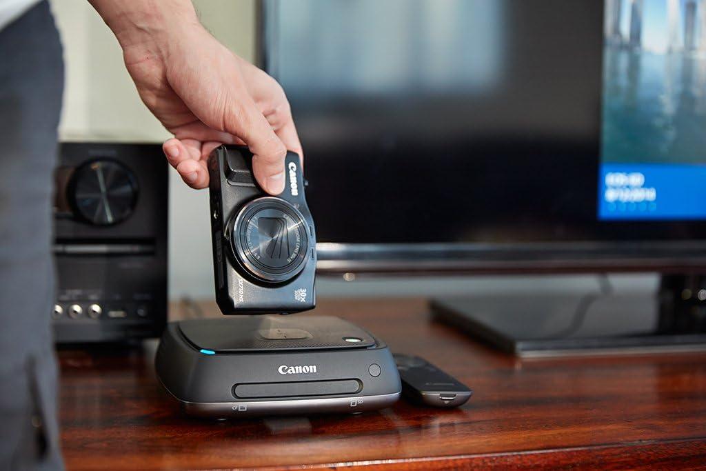 Canon Connect Station Cs100 Kameradock Schwarz Kamera