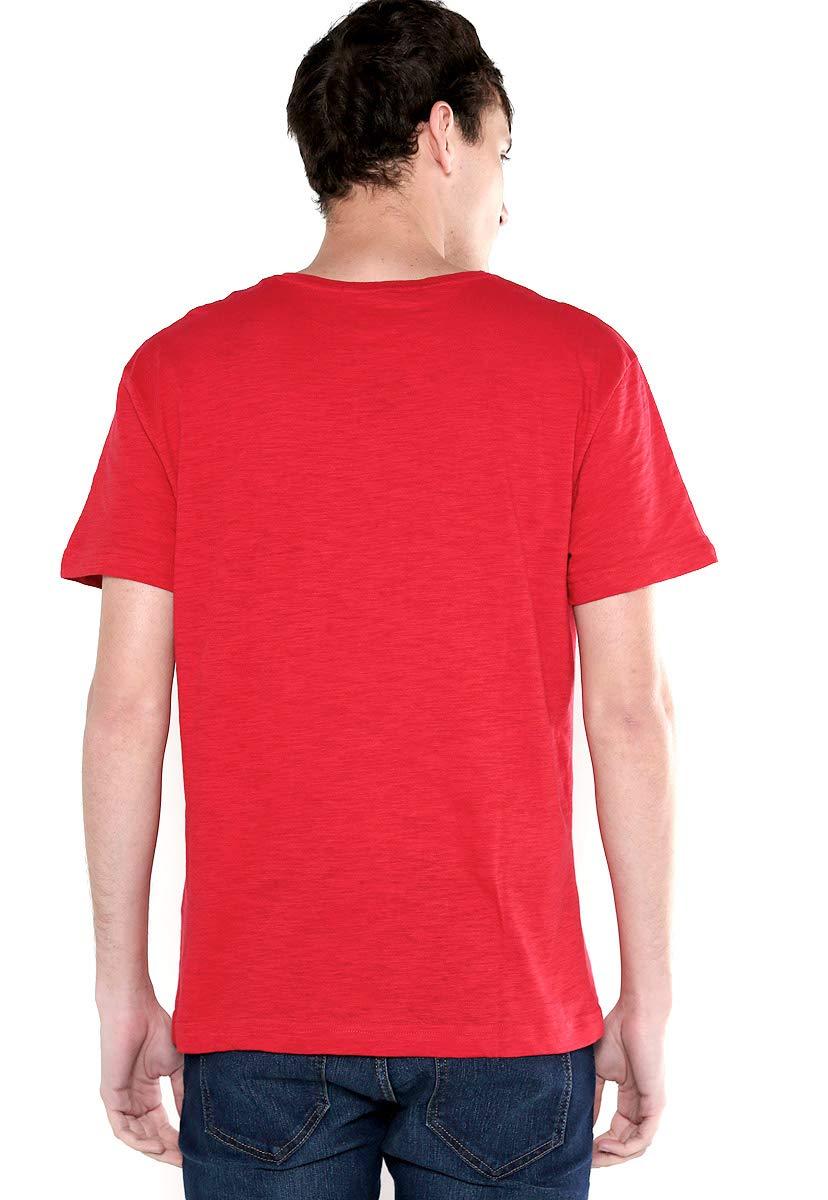 1c0ba971 Rewind Playera Roja Playera para Hombre Rojo Talla XS: Amazon.com.mx: Ropa,  Zapatos y Accesorios