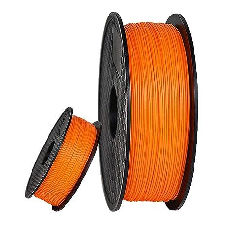 Amazon.com: Impresora 3D de filamento PLA de 0.069 in de ...