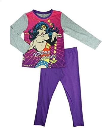Trolls Little Girls Charcter Print 2-Piece Pajama Short Set